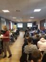 Spotkanie w dniu 27 marca 2018r. w Zespole Szkół Politechnicznych w Śremie (1)
